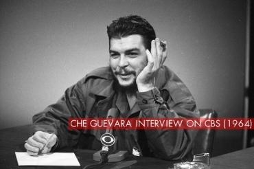 Che Guevara- CBS Interview 1964 Guevaristas.org