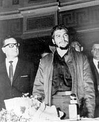 che guevara with allende 2