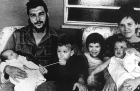 Che-with-children