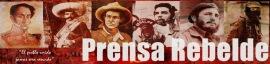 Prensa Rebelde logo