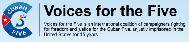 voices for the cuban five logo