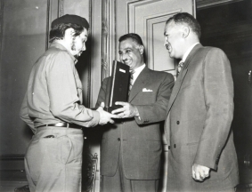 Nasser-Che Guevara