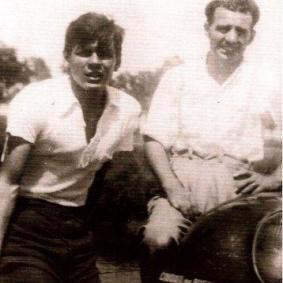 Che-Alberto-1951-52