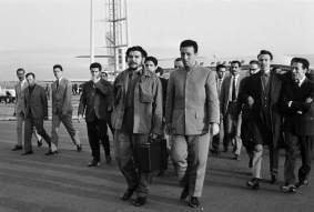 Ahmed Ben Bella - Che Guevara