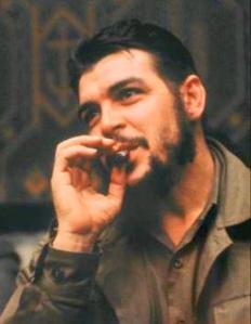 Ernesto Che Guevara coloured - 24