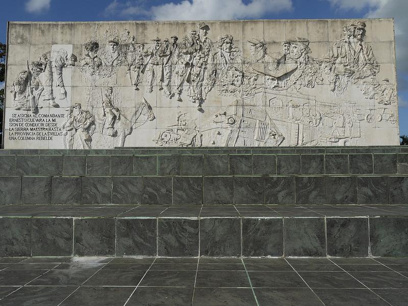 Mausoleum Che Guevara 7