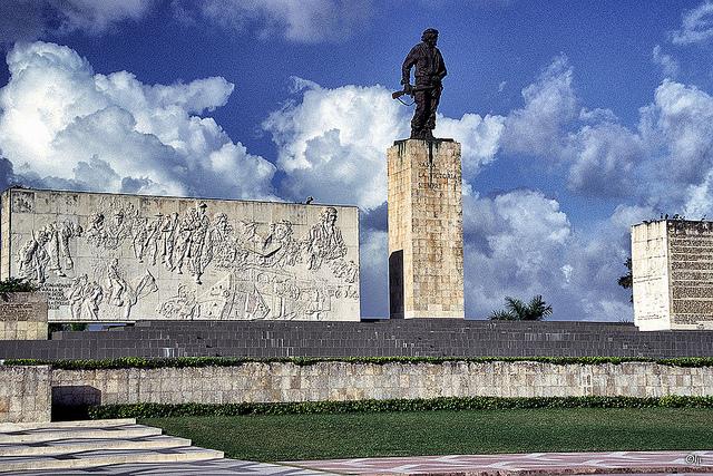 Mausoleum Che Guevara