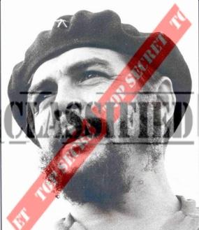 CIA declassified Che bio