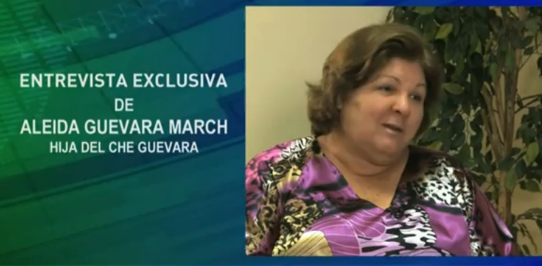 Aleida Guevara_RT_Interview_022013
