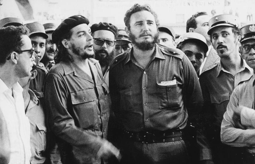 Che and Fidel - companeros 24