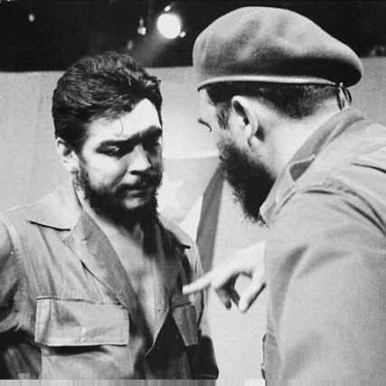 Fidel Castro - Che Guevara 986
