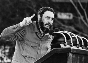 Fidel Castro speech35