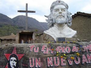 La Higuera Bolivia Che Monument 1
