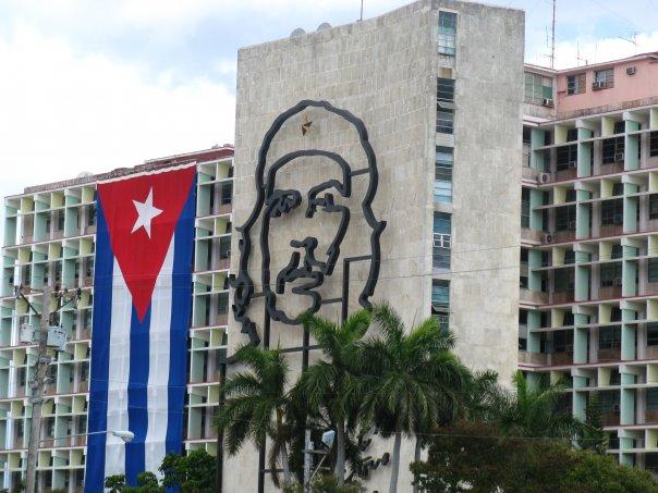 plaza-de-la-revolucion che guevara