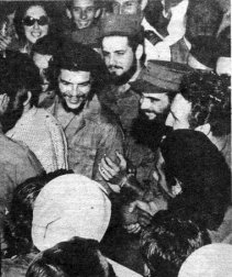 Che Guevara Havana 1959