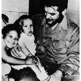 che with camilo and aleida 1