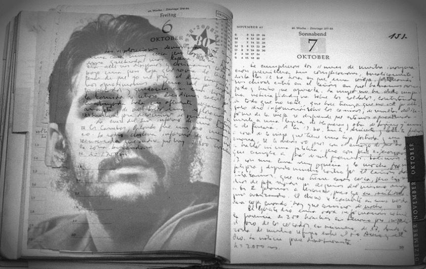 Che Guevara Bolivia Diary 1