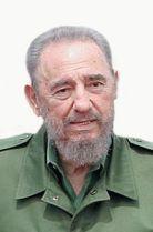 Fidel Castro face pic 2