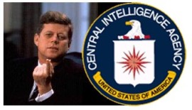 JFK death, CIA seal