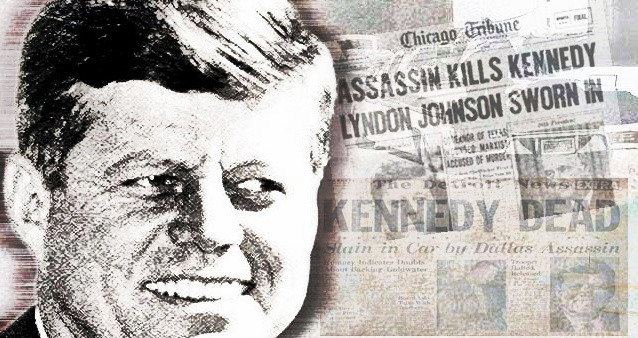 Who killed JFK banner