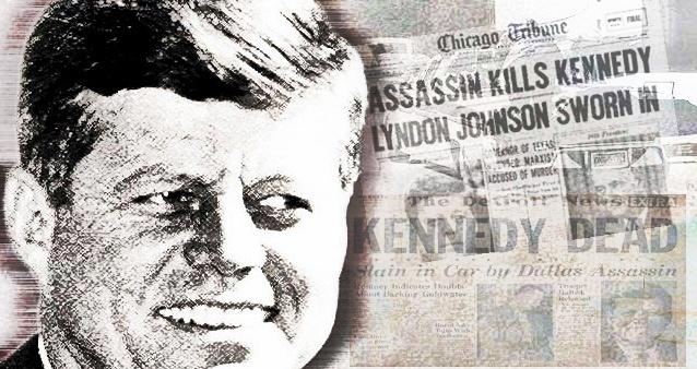 Who killed JFK banner