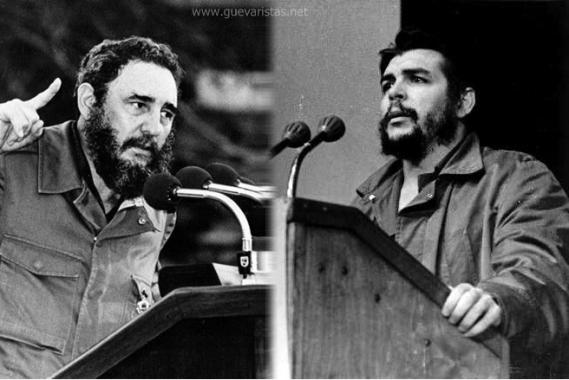 Fidel Castro-Che Guevara