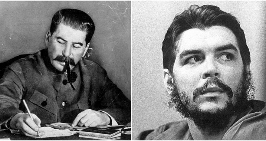 joseph stalin - che guevara