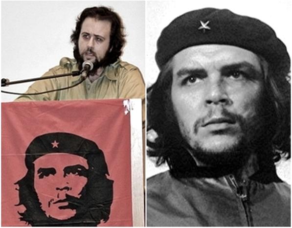 Nikos Mottas Homenaje Che Guevara